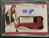 2015-16 National Treasures Pat Connaughton Rookie Patch Auto RC RPA /99 Bucks🔥