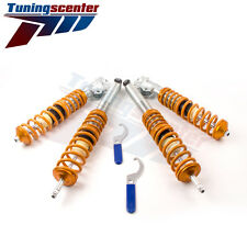 TCT Street Coilovers Kits for VW Golf MK2 A2 1G 83-92 MK3 A3 1H/1E 91-98 Struts