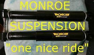 Monroe GT Sport Ford Falcon shock absorbers XR6 BA BF Ute Wagon suspension  new!