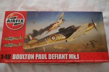 Airfix 1/48 Boulton Paul Defiant Mk.1 -+ Eduard + Quickboost guns