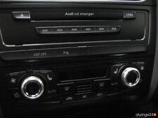 AUDI A5 Cabrio 8F Q5 8R Aluringe Alu Klimaanlage 3-Zonen QUATTRO S-LINE S5 SQ5