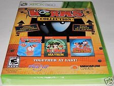 Worms Collection (Xbox 360) ..Brand NEW!!