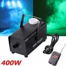 U`King 400W Nebelmaschine Rauch Fernbedienung   Bühnenlicht Party Show DJ Disco