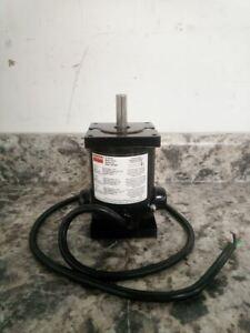 Dayton 4Z144D 1/6, 1/14 HP 1750/4200 RPM 12/24VDC DC Permanent Magnet Motor