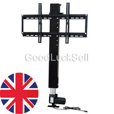 "LCD Motorised Television TV Stand Lift Mount Bracket Stroke 700mm for 26""-57"" TV"