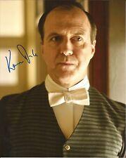 Hand Signed 8x10 photo KEVIN DOYLE in DOWNTON ABBEY as JOSEPH MOLESLEY + my COA