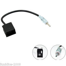 CONNECTS 2 VOLVO XC70 2000 to 2007 MALE - DIN AERIAL ANTENNA ADAPTER