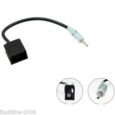 CONNECTS 2 VOLVO S60 2000 to 2009 MALE - DIN AERIAL ANTENNA ADAPTER