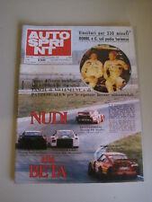 AUTOSPRINT 44/1979 - Rohrl / Carlo Abarth / Giro d'Italia