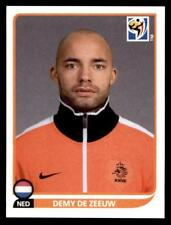 Panini World Cup 2010 - Demy De Zeeuw Nederland No. 344
