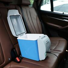 12V 7.5L Larger Portable Car Refrigerator Cooler Warmer Truck Fridge Freezer