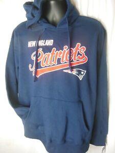 New England Patriots Men's G-III Hooded Pullover Sweatshirt