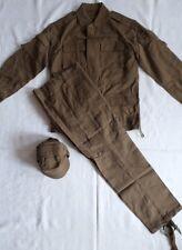 Russian Soviet Army Jacket&Pants  DBU Afghanka 1988 USSR Afghan war NEW! 50-3