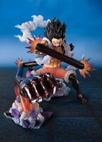 ONE PIECE LUFFY GEAR FOURTH THE SNAKEMAN FIGUARTS ZERO BANDAI NEW. PRE-ORDER