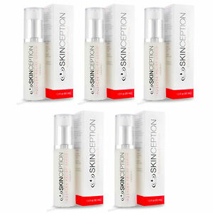5 Skinception Rosacea Relief #1 Rapid Remedy Treatment for Facial Redness & Pain