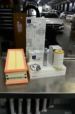 OEM GENUINE MERCEDES BENZ S W220 S00 AIR CABIN & OIL FILTER KIT 8 CYL