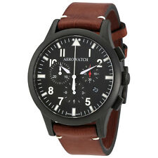 Aerowatch The Grand Classics Pilot Chronograph Mens Watch A 83966 NO03