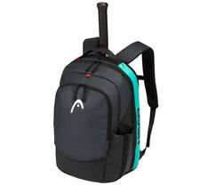 Head Gravity Backpack Tennis Badminton Squash Black Racquet Racket 283030