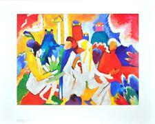 Kandinsky Orientalisches Poster Kunstdruck Bild 70x90cm