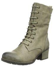 Ieker 92522-64, botas Mujer, Color Beige (Kiesel 64), 3.5 UK 36 EU