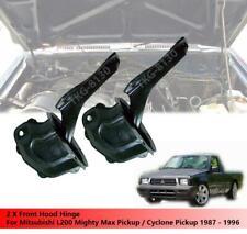 Front Hood Hinge For Mitsubishi L200 Mighty Max / Cyclone Pickup 1987 - 1996