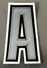 "LOS ANGELES KINGS BLACK ROAD JERSEY ALTERNATE CAPTAIN ""A"" PATCH 1990'S STYLE"