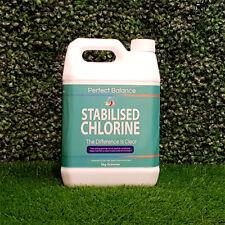 More details for 5kg stabilised chlorine granules for hot tubs, spas, jacuzzi