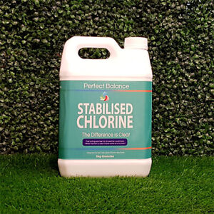 5KG Stabilised Chlorine Granules for Hot Tubs & Swimming Pools