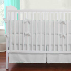 Unisex Toddler Bedding set 5 Piece Flat Fitted Pillowcase Comforter Bed Skirt