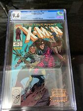 Uncanny X-Men 266 1st Gambit CGC 9.6 Marvel Comics