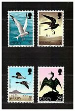 JERSEY 1975 MNH** Nuovi   Sea birds 4v s23024