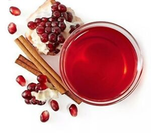 TEAVANA Holiday Blend MULLED POMEGRANATE CIDER Tea Fresh Pack Limited Stock