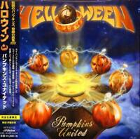 HELLOWEEN-PUMPKINS UNITED-JAPAN MINI LP CD Ltd/Ed B63