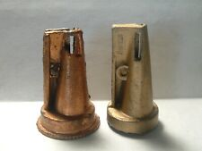 2 Vintage Antique pencil Sharpeners / Germany / japan Free Shipping