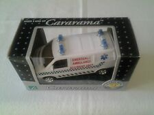 Volkswagen Comby Emergency - 1/43 - Cararama - Hayon ouvrant