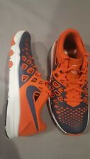 a21983604ce NIKE NFL CHICAGO BEARS TRAIN SPEED 4 AMP ORANGE 848587 804 MENS SHOES US 8.5