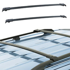 For 03-08 Honda Pilot Oe Style Roof Rack Cross Bars Set Luggage Carrier
