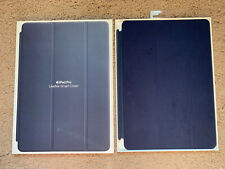 "Genuine Apple iPad Pro 10.5"" Leather Smart Cover - Midnight Blue NEW OPEN BOX"