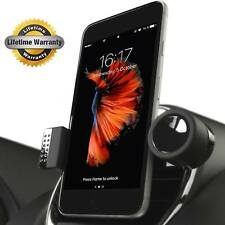 Luxury Phone Holder For Car Air Vents, 360° Rotation, Mount Fits All Smartphones