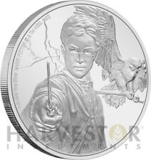 2020 HARRY POTTER - 1 OZ. SILVER COIN - CLASSIC SERIES - FOURTH IN SERIES
