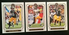 2019 PITTSBURGH STEELERS 40 Card Lot w/ LEGACY Team Set 25 CURRENT Players 3 RC