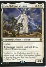 Magic The Gathering MTG Mystery Pack Card Evra, Halcyon Witness
