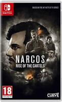 Narcos - Rise of The Cartels - Nintendo Switch New