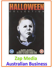 Horror Halloween Box Set DVDs & Blu-ray Discs