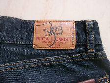 jean RICA LEWIS taille 36 TAILLE HAUTE COMME NEUF