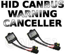 HID Cancellor Warning Bulb Out Light Error Canceller x2