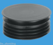 """110mm Soil Pipe Fitting Stop End Blanking Cap 4"""""""