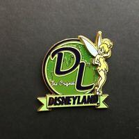 Disneyland Letters Tinker Bell - 3D Disney Pin 16901