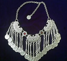 Turkish Made Silver Plated Necklace 1010K