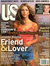 Us Weekly 10/98,Jennifer Aniston,October 1998,NEW